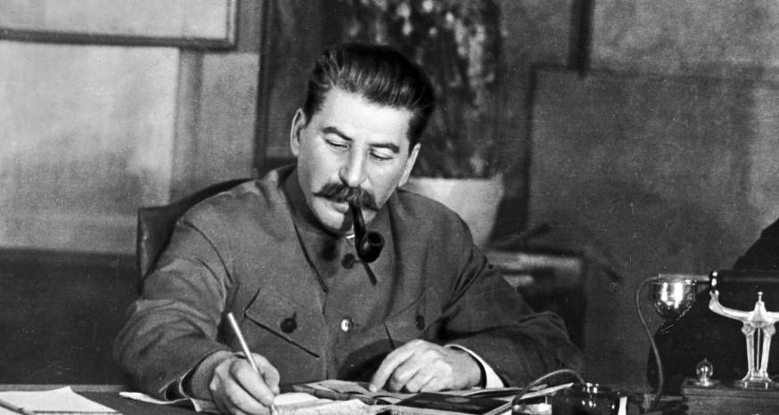сталин фантастический рассказ
